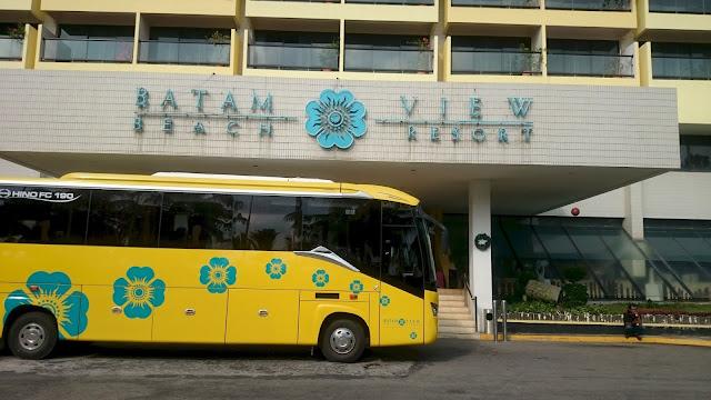 Batam View Beach Resort - Image Credit: Author