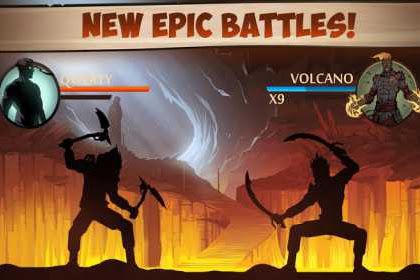 Shadow fight 2 Mod Apk 2.2.2 (Unlimited Everything)