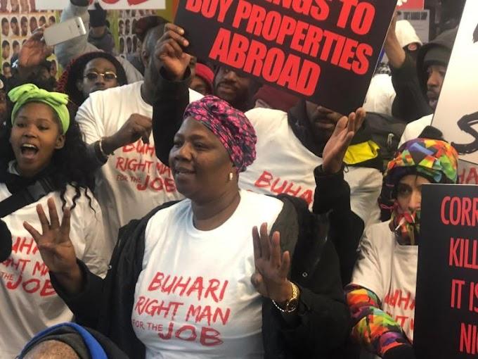 Justice Onnoghen: Let's support President Buhari Kill corruption, Nigerians Beg UK