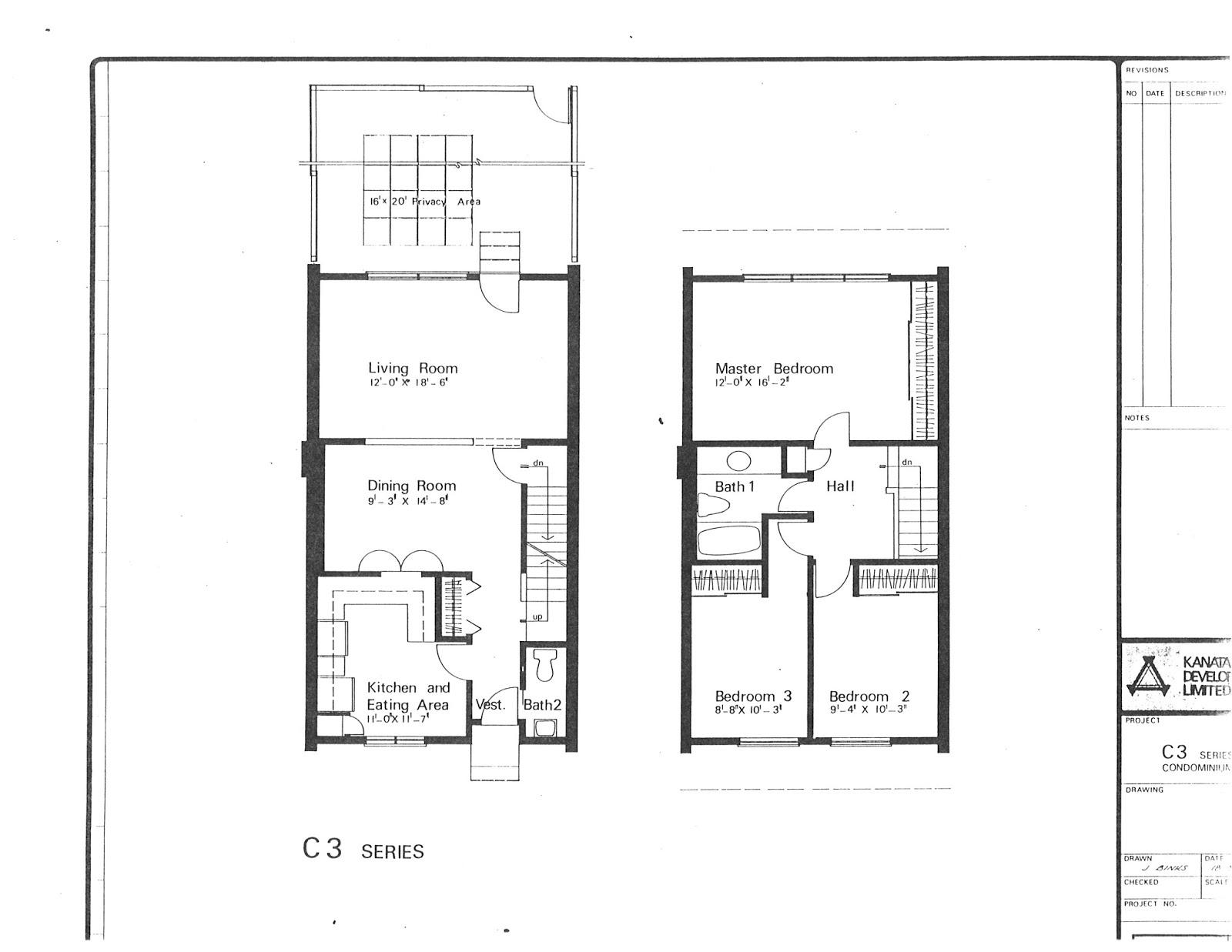 Mid century modern and 1970s era ottawa beaverbrook for Modern house 6 part 3