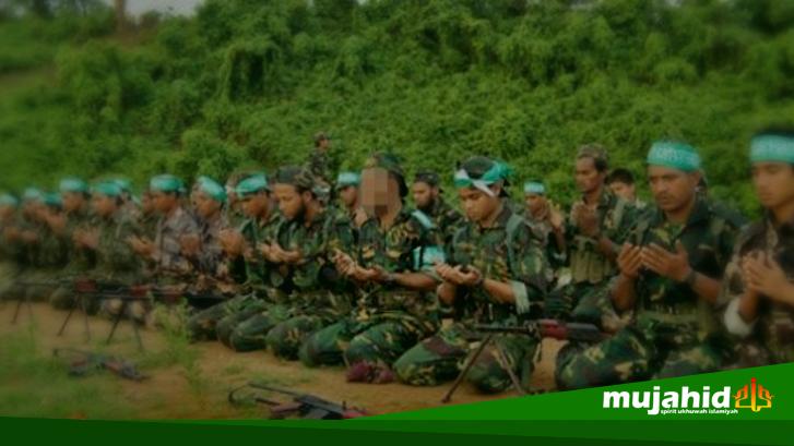 Mujahid rohingya
