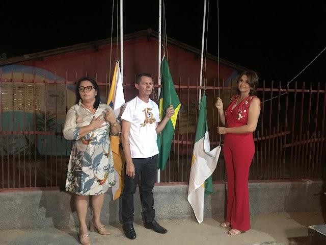 Escola Municipal Edilton Fernandes comemorou 15 anos