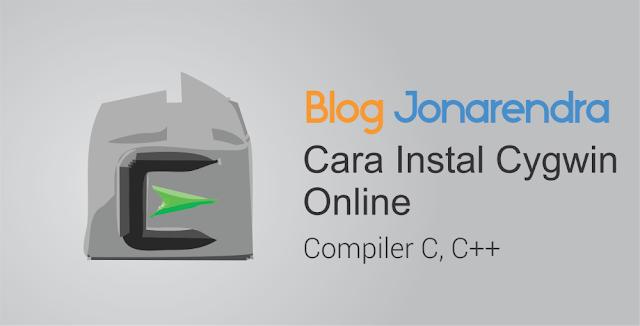 Thumbnail instal cygwin jonarendra