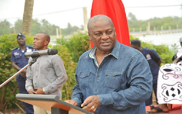 Mahama sure of tractor station in Afram Plains