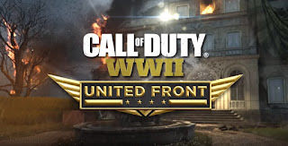 Call of Duty WWII United Front Third DLC Pack