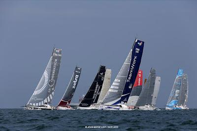 Normandy Channel Race, départ dimanche de Caen