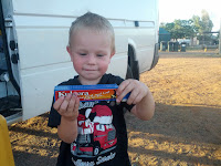 Duncan's New Truck