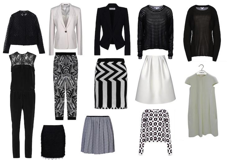 Top Vestito bianco inverno tumblr - Fashion touch italy BV54