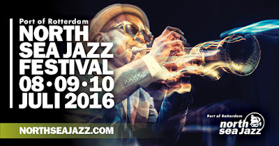 artistas lineup North Sea Jazz Festival 2016
