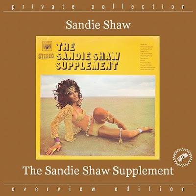 Sandie Shaw - The Sandie Shaw Supplement (1968)