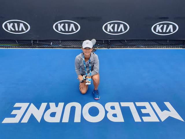 Australia Terbuka 2019: Pengalaman Berharga Bagi Priska Di Grand Slam Pertamanya