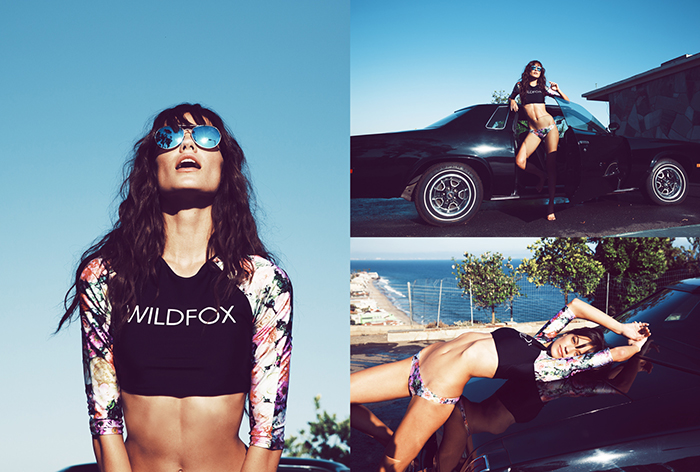 Wildfox Spring 2016 Lookbook