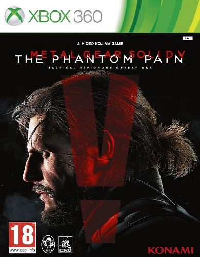 metal gear - Download Metal Gear Solid 5 For XBox 360