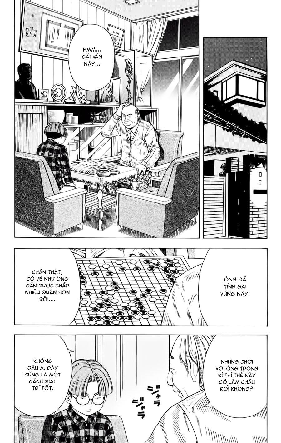 Hikaru No Go hikaru no go chap 84 trang 16