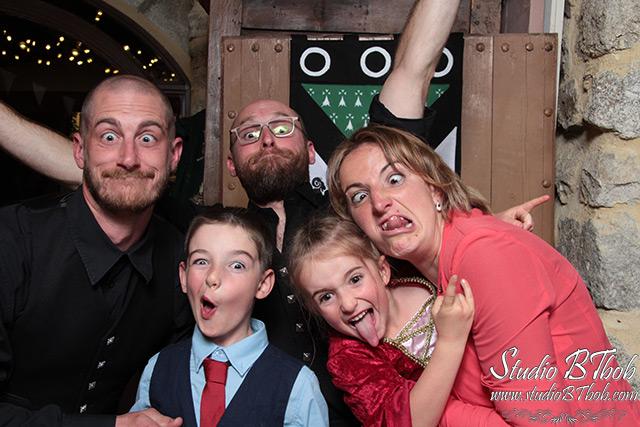 Photobooth animation mariage