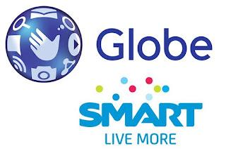 Listahan ng Smart, Globe, Sun, TNT, TM, at iba pang network Numbers