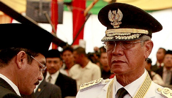 Gubernur Kepulauan Riau Muhammad Sani Meninggal dunia hari Jumat, 8 April 2016