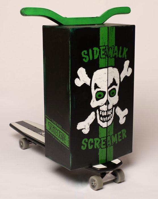 skate crate