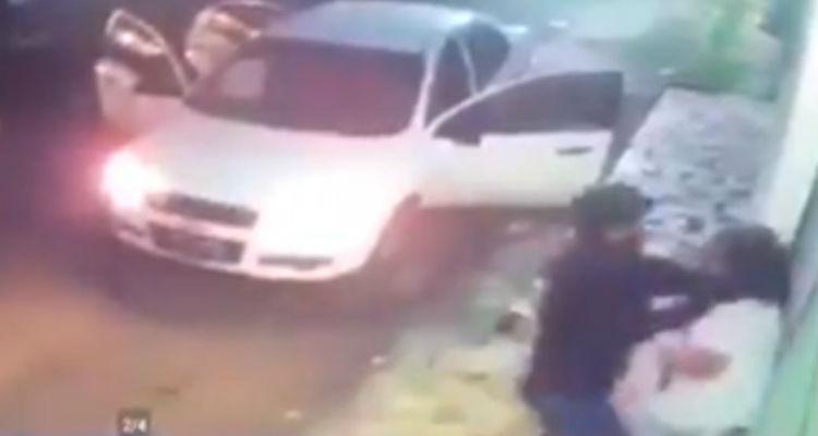 VIDEO: Rescatan a universitaria secuestrada en Veracruz