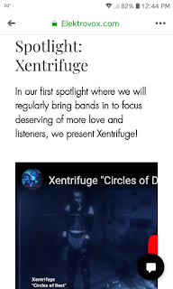 Xentrifuge Interview