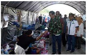 Jokowi Pastikan Komitmen Pemerintah Lakukan Penanganan Cepat Membantu Korban Bencana Palu – Donggala