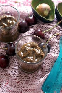 lekki czekoladowy krem z awokado