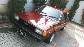 Buat Penggemar Toyota X ..Nih X bagus Tahun 83 - JAKARTA