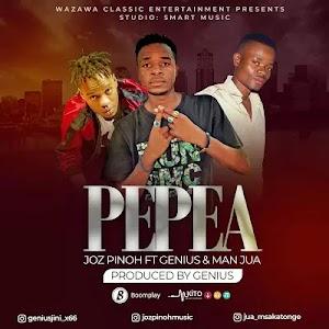 Download Audio | Joz Pinoh ft Man Jua Geniusjini x 66 - Pepea