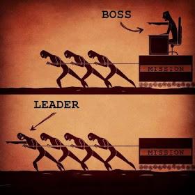 القيادة الحقيقية