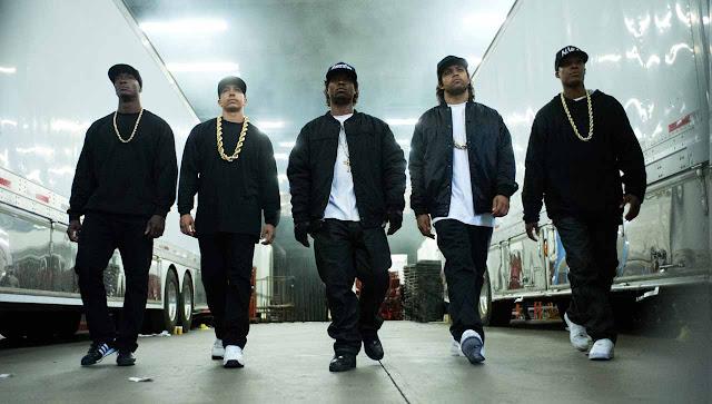 Análise  Straight Outta Compton: A História do N.W.A