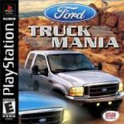 Ford Truck Mania - PS1 - ISOs Download