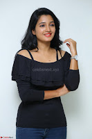 Deepthi Shetty looks super cute in off shoulder top and jeans ~  Exclusive 118.JPG