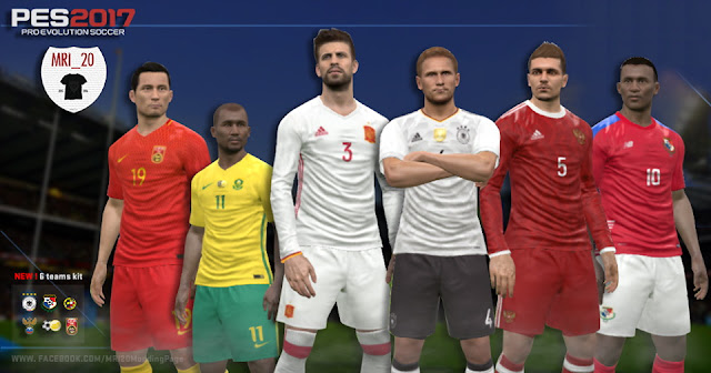 PES 2017 International Kitpack V2 by MRI_20