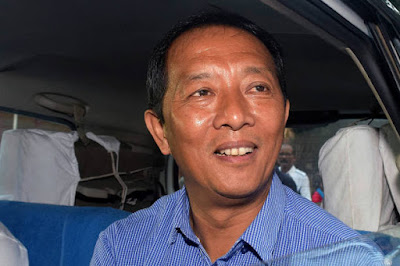 Binay Tamang, chairman of the Board of Administrators