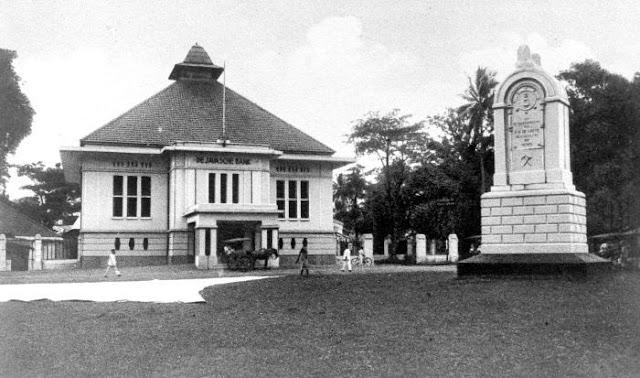 Monumen Bersejarah yang Hilang di Kota Padang