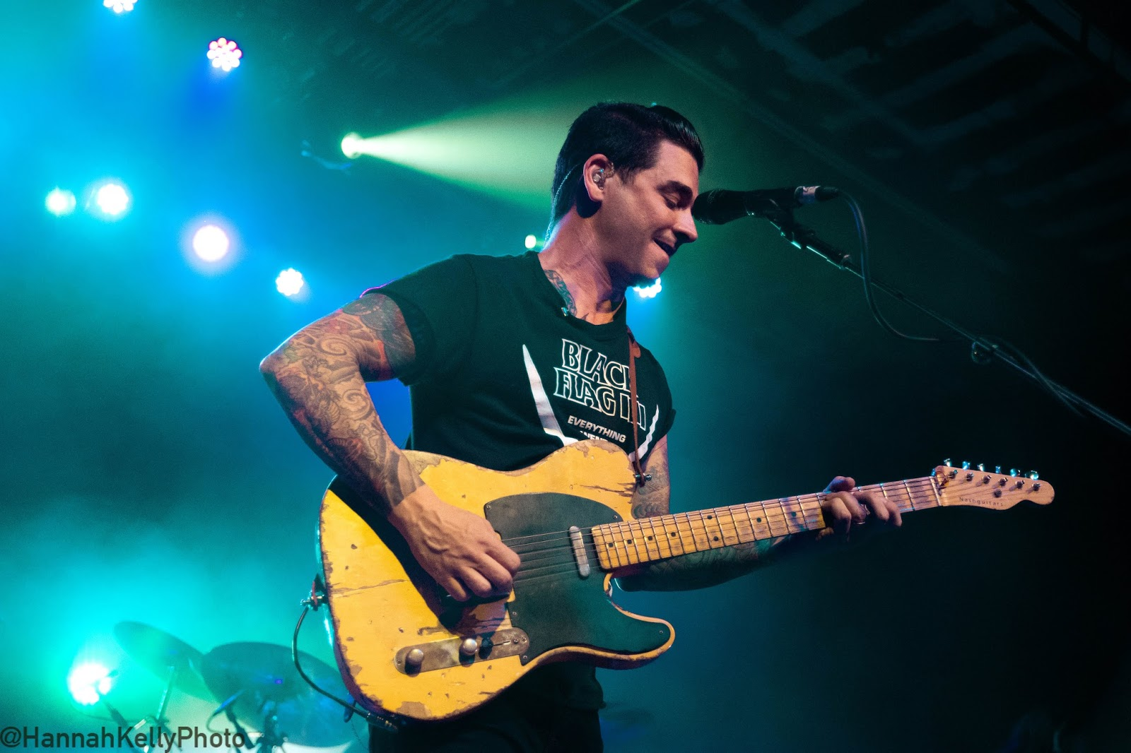 Concert Review This Wild Life Vinyl Theatre And