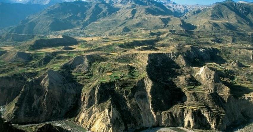 Plenaria del Parlamento Andino declara al Cañón del Colca como referente de la «Comunidad Andina»