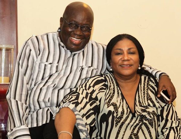 Ghana's First lady Rebecca Akufo-Addo turns 66 today!