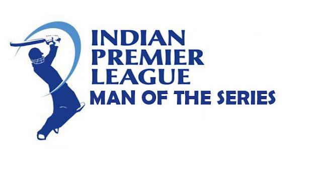 आईपीएल मैचों रहे मैन आॅफ द सीरीज खिलाडियों की सूची