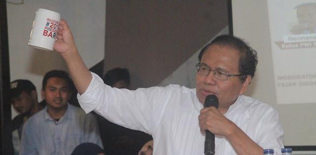 Rizal Ramli: 2019 Momentum Tepat Keluar Dari Demokrasi Kriminal