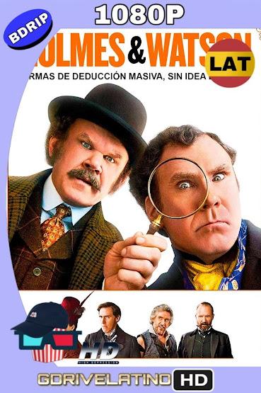 Holmes and Watson (2018) BDRip 1080p Latino-Ingles MKV