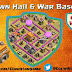 COC Best Town hall (TH) 6 War Bases