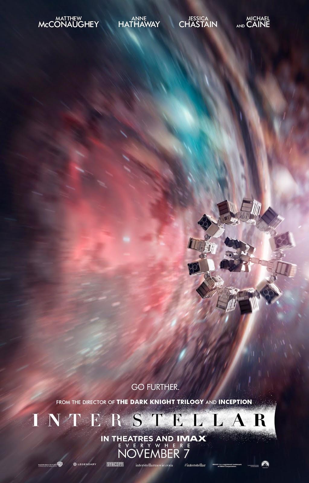 interstellar recenzja filmu christopher nolan matthew mcconaughey