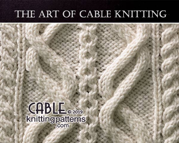 The Art of CABLE KNITTING -free pattern 49