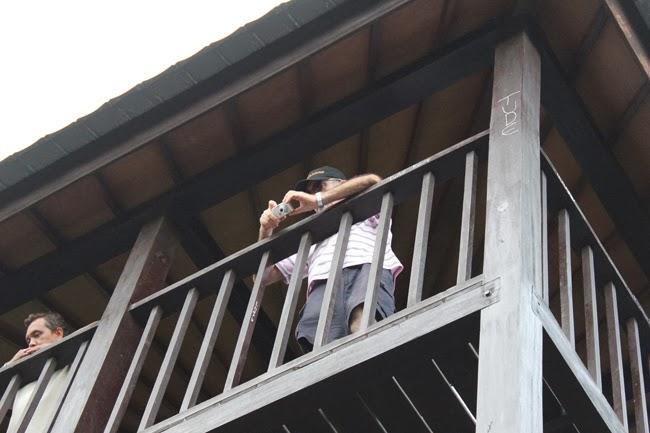 Foto desde el balcón