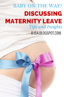 Maternity Leave Tips and Insights