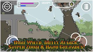 تحميل لعبة Doodle Army دودي أرمي مدفوعة كاملة مجاناً للاندوريد آخر اصدار Apk