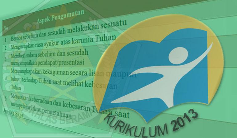 RPP Silabus Prota Promes SD MI Kelas 1 2 3 4 5 6 Kurikulum 2013 Revisi Final 2017