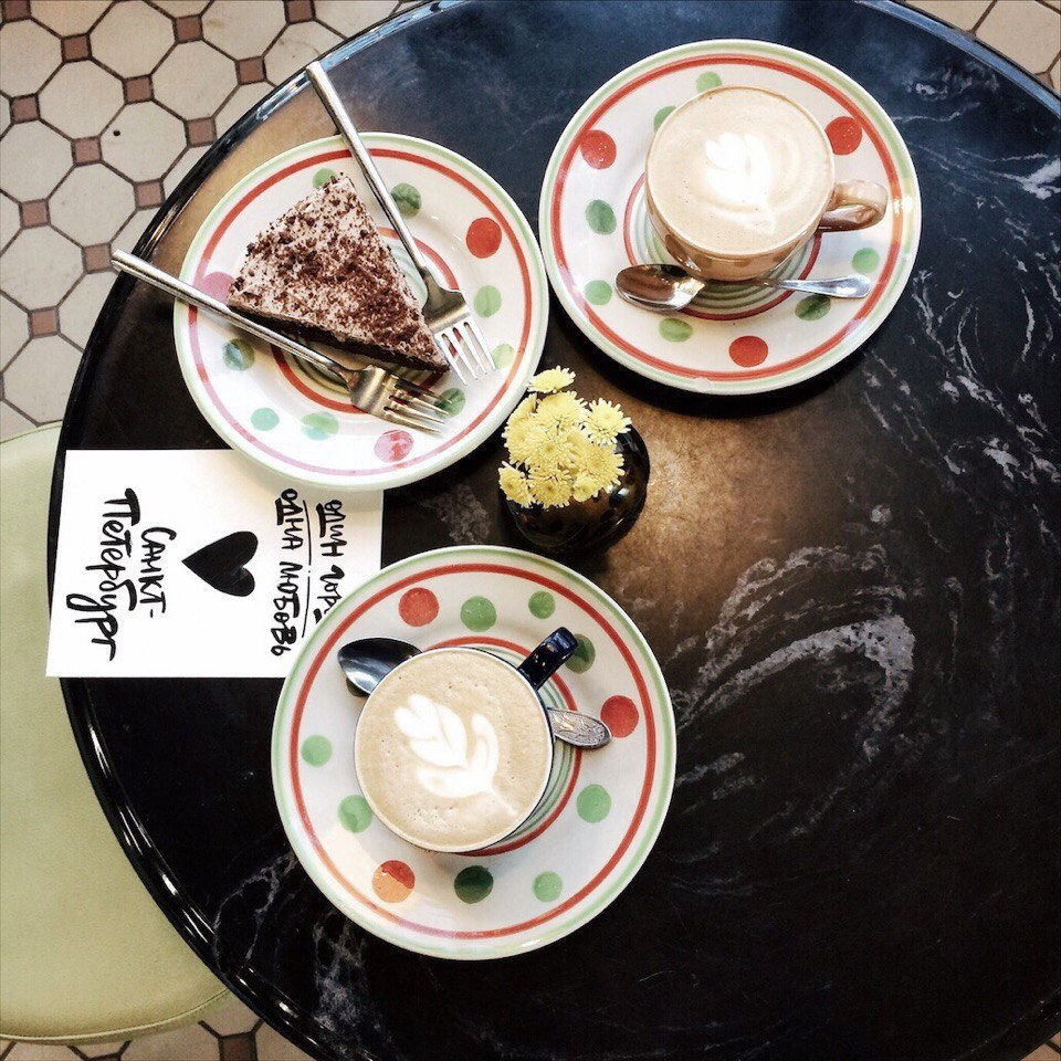 St. Petersburg   Book Store + Cafe