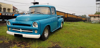 Jual Truk Klasik Dodge Pick up 1957